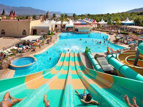 hoteles con toboganes en benidorm hoteles con parque ForHoteles Con Habitaciones Familiares En Benidorm